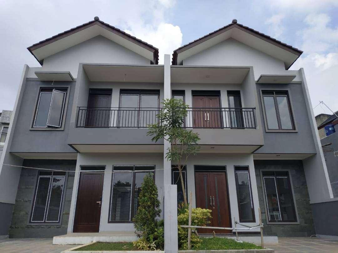 Dijual Rumah Baru di Pancoran Mas Mampang Depok, Dekat stasiun Depok Lama Rp 800 Jutaan, LT 75 m² 2 Lnt, 3 KT, 2 KM