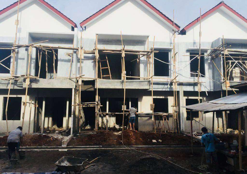 Dijual Rumah Baru di Pancoran Mas Mampang Depok-4