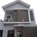 Rumah Dekat Brimob Kelapa Dua. Dijual Rumah di Tugu Cimanggis Depok 2 Lantai