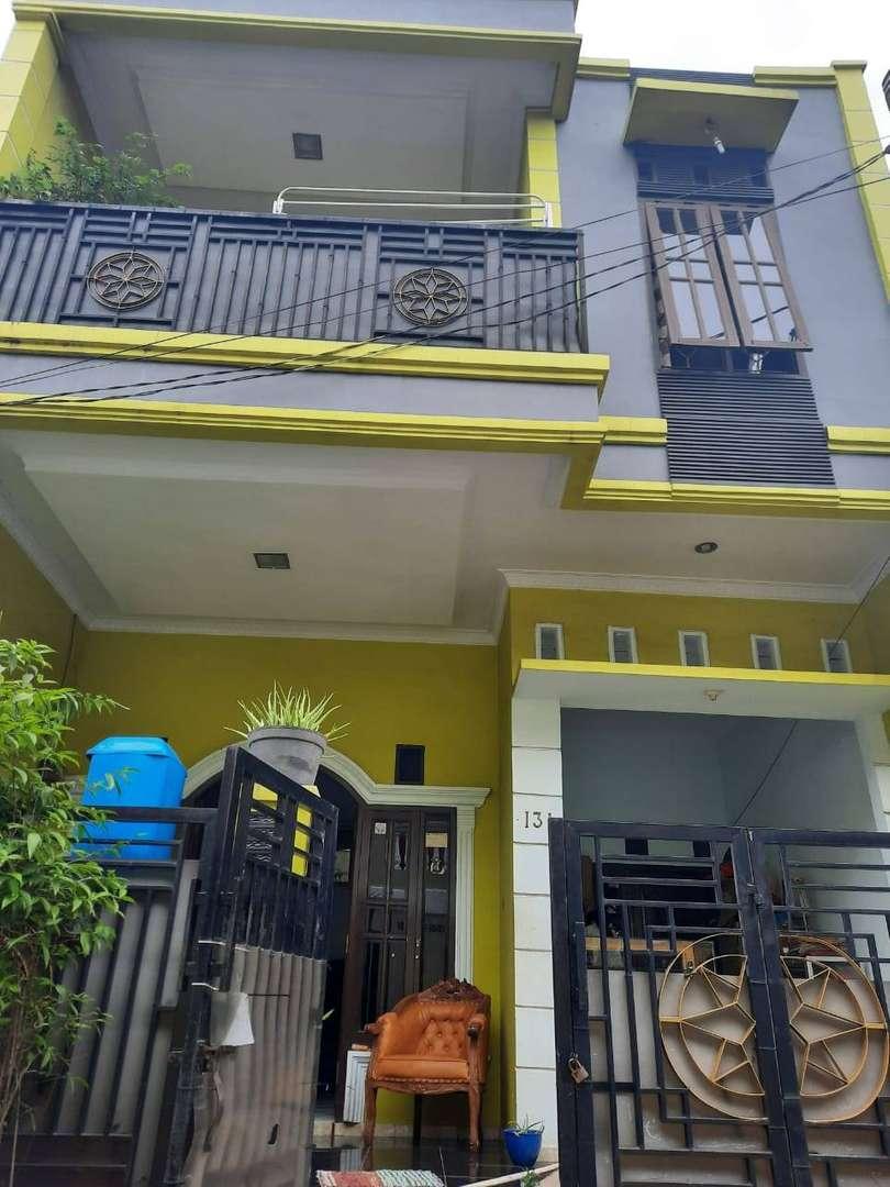 Dijual rumah di Bekasi Timur, 2 Lantai 850 Juta, Luas 72 m, 3 KT, 1 KM