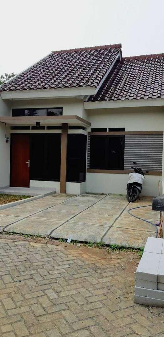1 Unit Lagi! Dijual Rumah Cimanggis Depok 600 Jutaan, 2 KT 1 KM